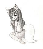 百變璐璐-狐尾貓璐璐
