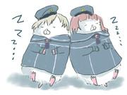 添い寝ハムs(ワンドロ200808)