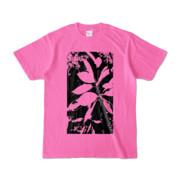 Tシャツ ピンク Origin_Leaf