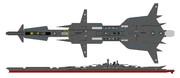 超巨大究極超戦艦 改ルフトシュピーゲルング