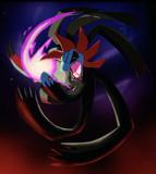 常闇を馳せる漆黒の竜