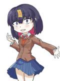 制服のKKKI姉貴