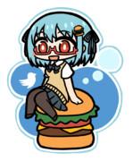 ハンバーガーちゃん