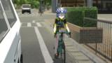 ロードバイクとTdaミクさん