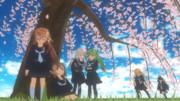 【睦月型静画祭2020 夏戦】大きな桜を見に行こう