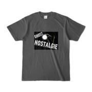 Tシャツ チャコール GHOST_NOSTALGIE