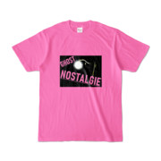 Tシャツ ピンク GHOST_NOSTALGIE