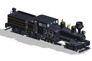 クラスC シェイ式蒸気機関車【モデル配布】