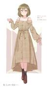 ■昴にオシャかわいい服着せたい