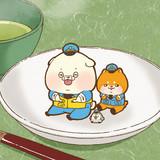 和菓子の日でした