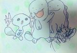ポケットモンスター ウパー&ヌオー