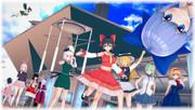 【東方POG】夏のお祭り
