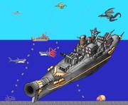 FGOドット風シリーズ 戦艦バベッジ
