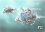 球連邦海軍水中活動型MS「ギョボール」