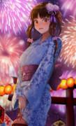 ミコちゃんと花火大会行きたいだけの人生だった(´・ω・`)