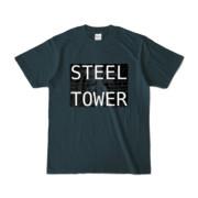 Tシャツ デニム STEEL☆TOWER
