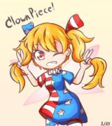 ツインテピースちゃん!