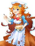 食べてるギバラ