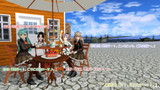 【MMD艦これ】「水上観測機・瑞雲・大型飛行艇・展示会の案内役は、秋津洲、お願いね。」2