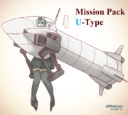 ゆーちゃんミッションパックUタイプ
