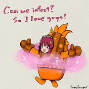 Can we infect?