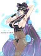 100枚チャレンジ FGO殺生院キアラ