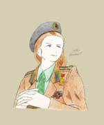 ソ連 機甲科中佐