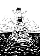 魔法の練習 ~水~