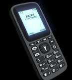 【MMD】モバイルフォン【モデル配布】