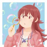バブルバスター果穂ちゃん
