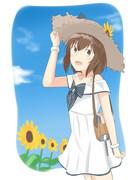 夏の雪風お姉ちゃん