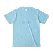 Tシャツ ライトブルー REIGN_2color