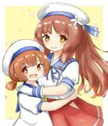 屋代ちゃん&よつちゃん