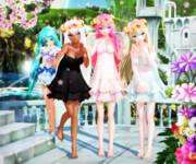 【今日のYYBルカさん】ルカさん3姉妹と一緒に…♡