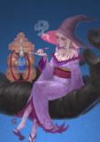 水煙草と魔女