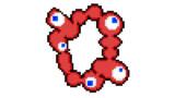 【ドット絵】いのちの輝き(大阪・関西万博のロゴ)