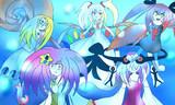 深海姫と愉快な仲間たち