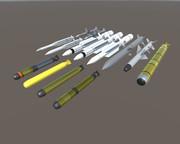 【Unity3D】艦載装備モデル その1