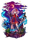 ゲーム風キャラクターイラスト『小悪魔』