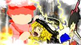 エビ人32号vsスペースKG5号