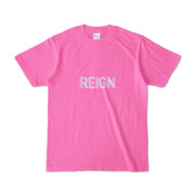 Tシャツ ピンク REIGN_2color