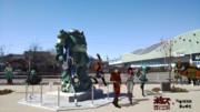 【ボトムズMMDファイルズ2020】【20夏MMDふぇすと展覧会】稲城長沼にキリコたち登場!。