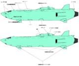 例の兵器の兵装と設備