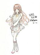 ヘレナさんとお絵描き練習2