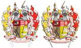 サムツヘ公爵家の紋章