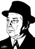 【半ドロ】影の軍隊~対独レジスタンス指導者リュック・ジャルディ(演:ポール・ムーリス)