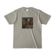 Tシャツ シルバーグレー BOOKSTORE_Shinjuku