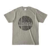 Tシャツ シルバーグレー E☆W_BALL