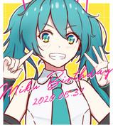 Miku Birthday 2020