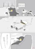 エンペラーじゃないペンギン42 温泉
